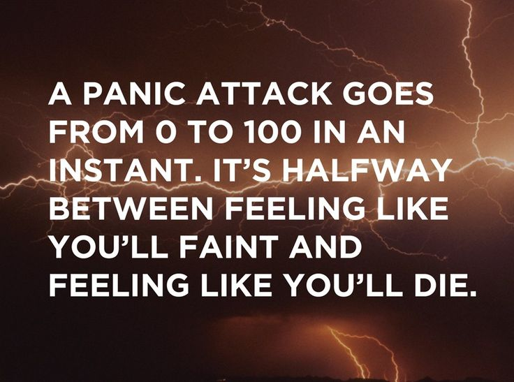 25 Stories Of Panic Attacks And Living With Anxiety... this quote is so true. It's a horrible feeling