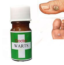 Todo natural Verruca verruga Removedor de maíz ácido salicílico Crema 20 ML Envío Rápido