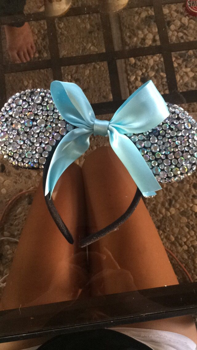 Cinderella Mickey ears