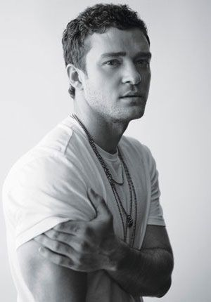 Justin Timberlake - my mom can't stand him, and I just love him. :)