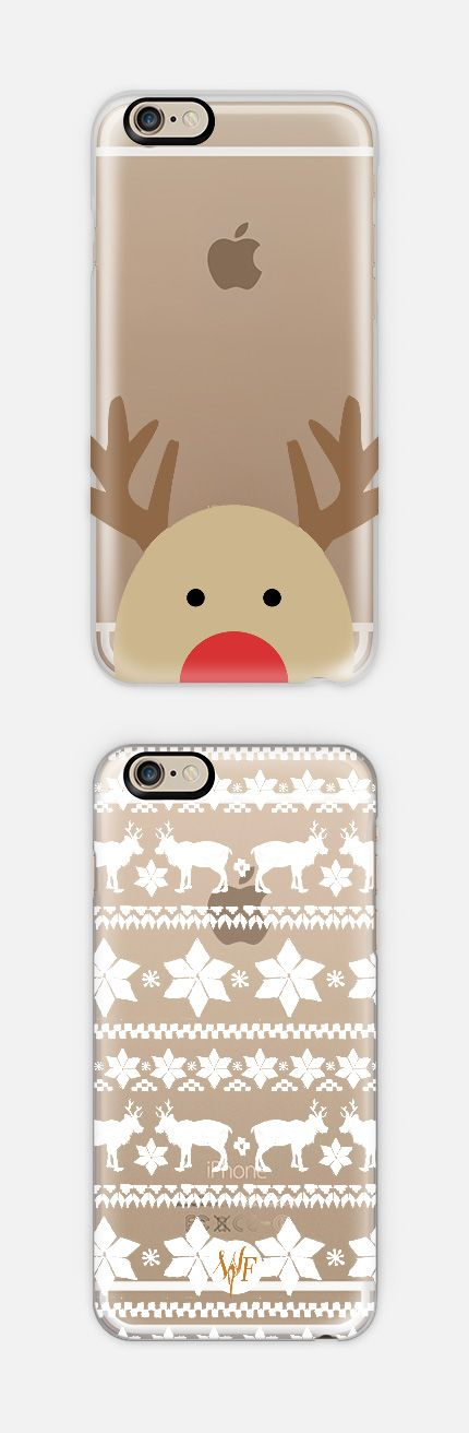 Holiday iPhone 6 Cases | curated by our celeb-crush, Hilary Duff!