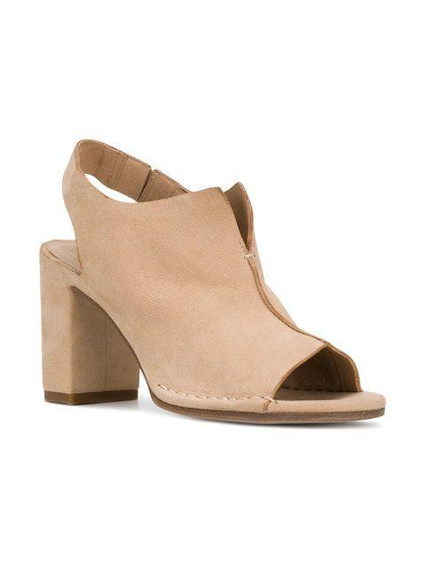 ad32ed0d360 Shop Del Carlo block heel sandals