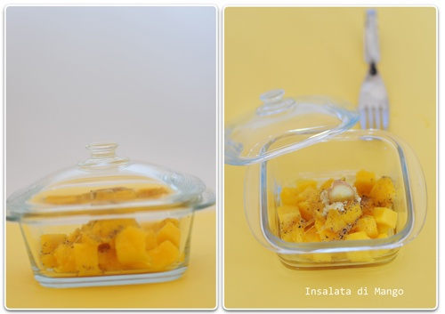 L'insalata di Mango!