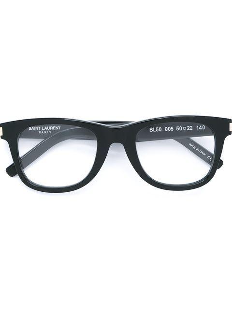 Saint Laurent Eyewear wayfarer glasses