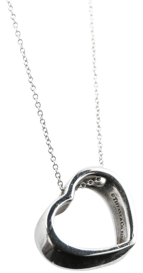 Tiffany co 126 pinterest tiffany co tiffany co sterling silver co heart charm necklace mozeypictures Choice Image