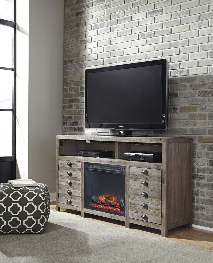 Best 25 Tv Stand With Fireplace Ideas On Pinterest Fireplace Tv Stand Tv Stand With Electric