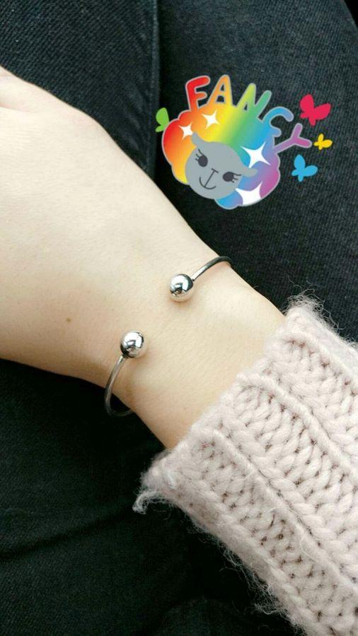 Sterling Silver, minimal bracelet from Filigree.pl || Srebrna, minimalistyczna bransoletka ze srebra 925 od Filigree.pl. Idealny pomysł na prezent dla dziewczyny, siostry, przyjaciółki! Kliknij na zdjęcie aby przejść do sklepu! :)