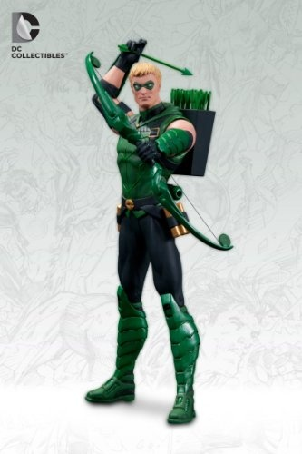 DC Comics the New 52 Green Arrow 7 Inch Action « Game Searches