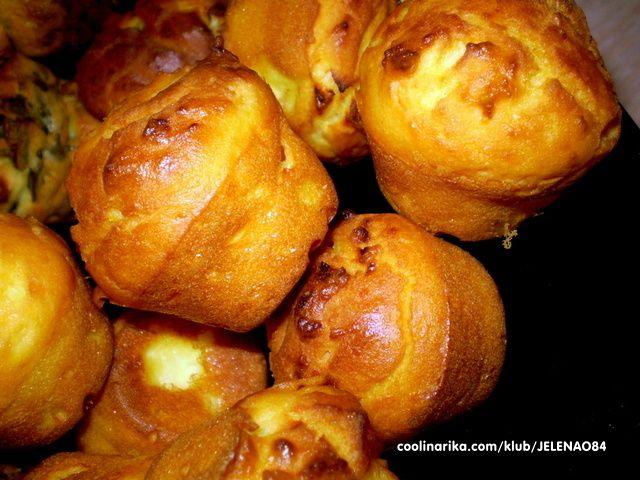 Najjednostavnije meke kukuruzne projice sa feta sirom — Coolinarika +++