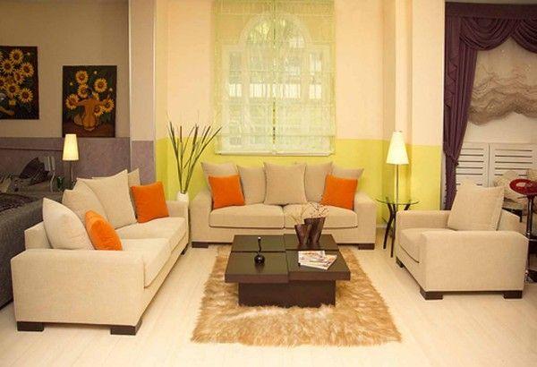 Modern Living Room Decoration Design Ideas