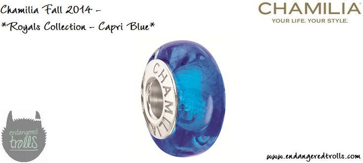 Chamilia Royals Collection Capri Blue