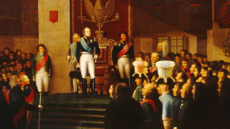 Diet of Porvoo 1809 and Emperor Alexander I. The birth of Finnish nation in its pre-modern form.