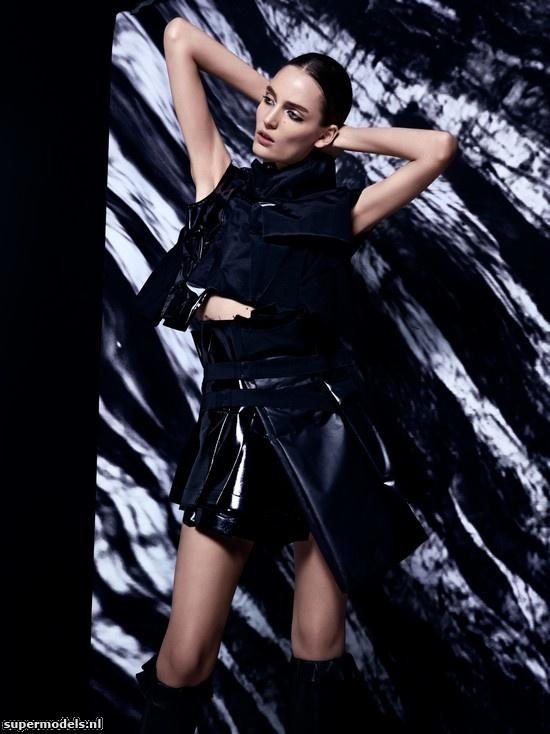 Supermodels.nl Industry News - Zuzanna Bijoch in 'How Do I Look'...