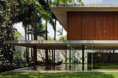 Toblerone House - San Paolo, Brazil - 2011 - Studio MK27
