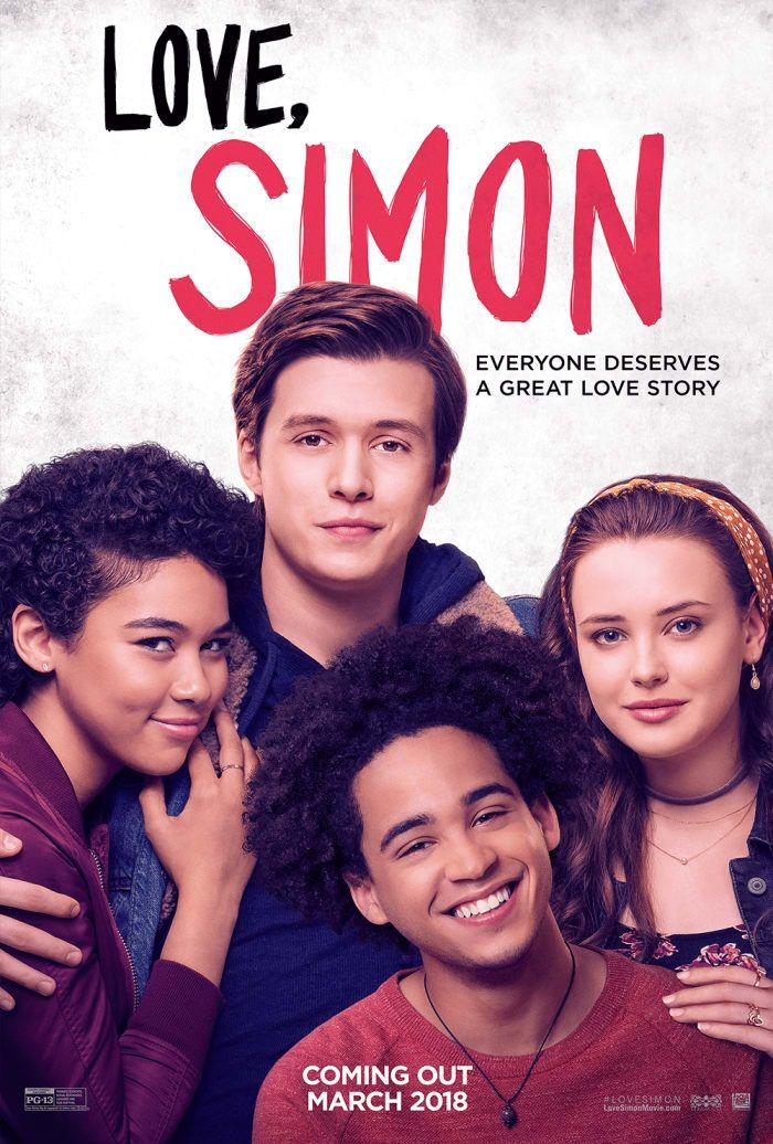 Watch This Cute Video Of Love Simon Stars Nick Robinson And Katherine Langford Celebrating His Birthday Filmes Filmes Adolescentes Amor Simon