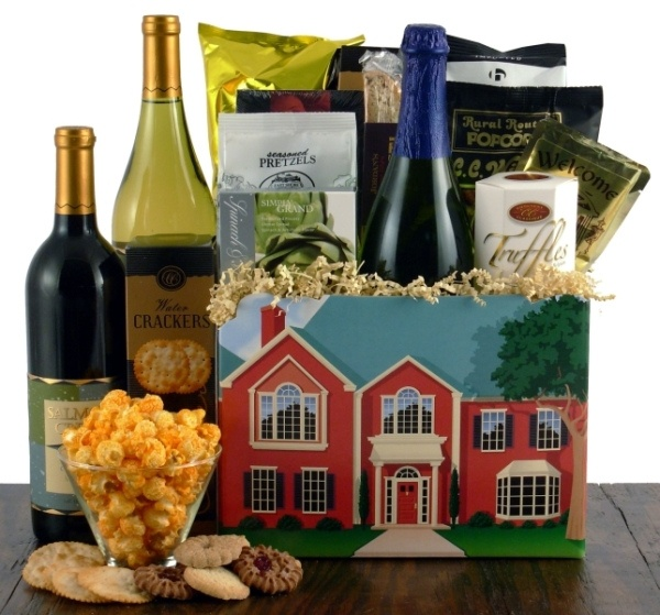 Home Gift Basket Ideas: 146 Best Gift Basket Ideas Images On Pinterest