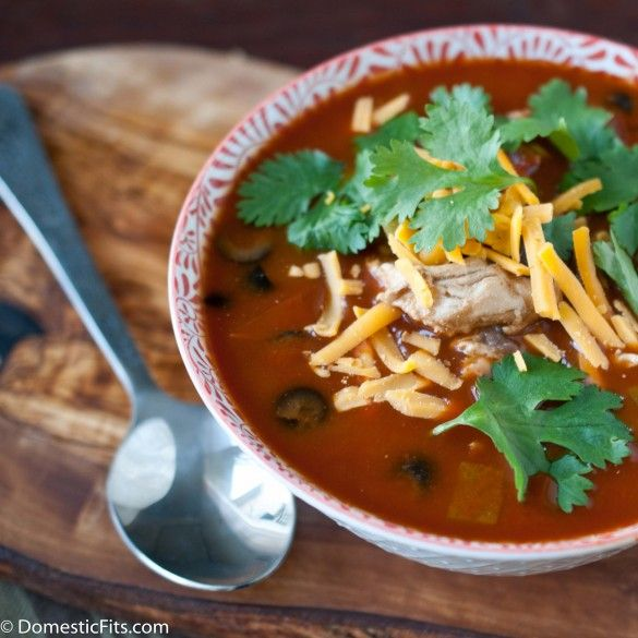 Chicken Enchilada Soup & Foodies Things To Do in L.A
