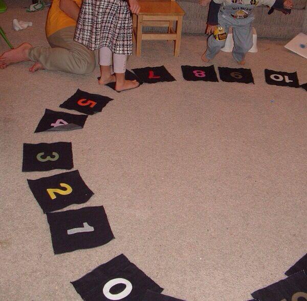 De getallenlijn springen.Para las multiplicaciones enfatizar y brincar cada 2 o 3 dependiendo de la tabla