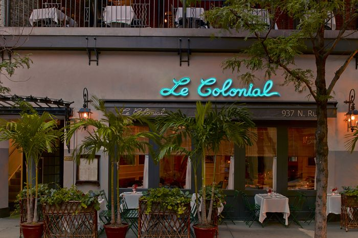 le colonial chicago
