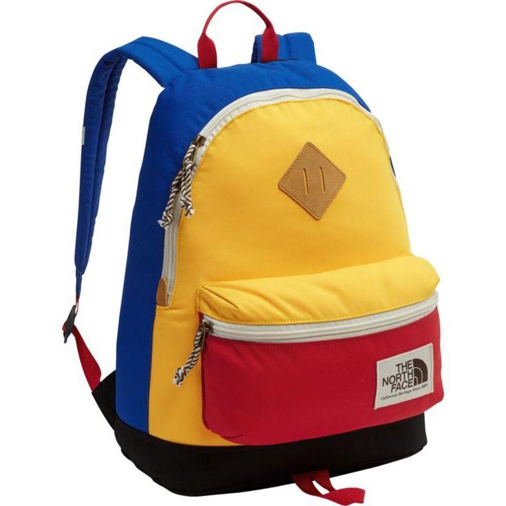 The North Face Kids' Mini Berkley Backpack, Blue