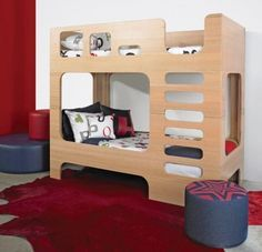 Bunk extravaganza – the best double bunk beds on the planet!
