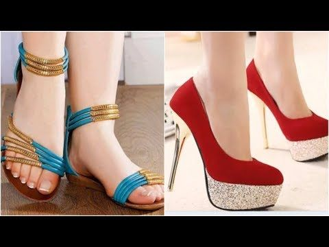 3b19008e0bd Trendy Top Class Designs Loafer Shoes For Girls 2019 - YouTube