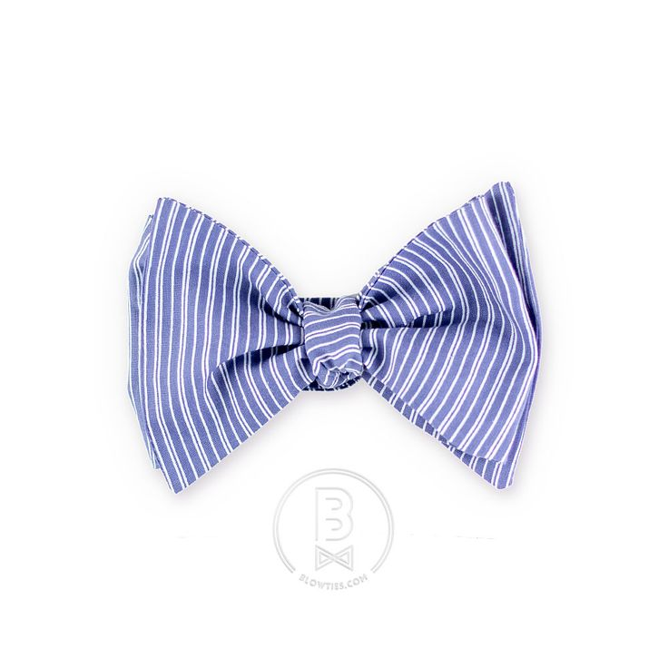 blowties >< grey-stripes