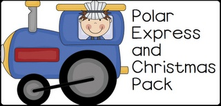 Polar Express Pack {Free Printable} kids snow