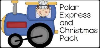 Polar Express Pack {Free Printable} kids snow