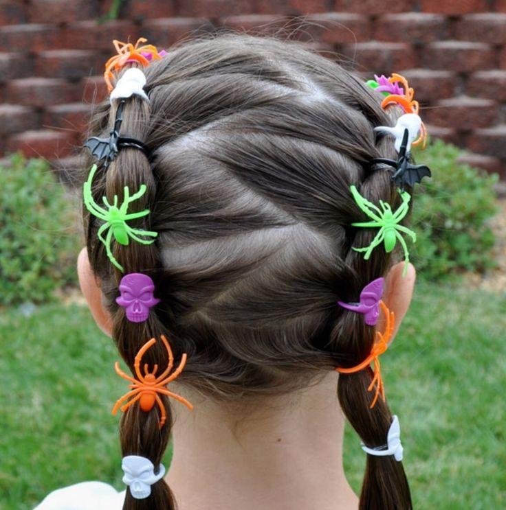 Halloween Hair!