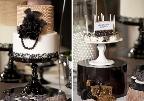 Whimsy Halloween Bridal Shower Ideas