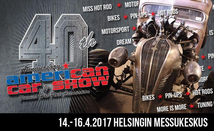 American Car Show 2017 – ennakkolipulla sujuvampi sisäänpääsy - Uutiset - Tiketti