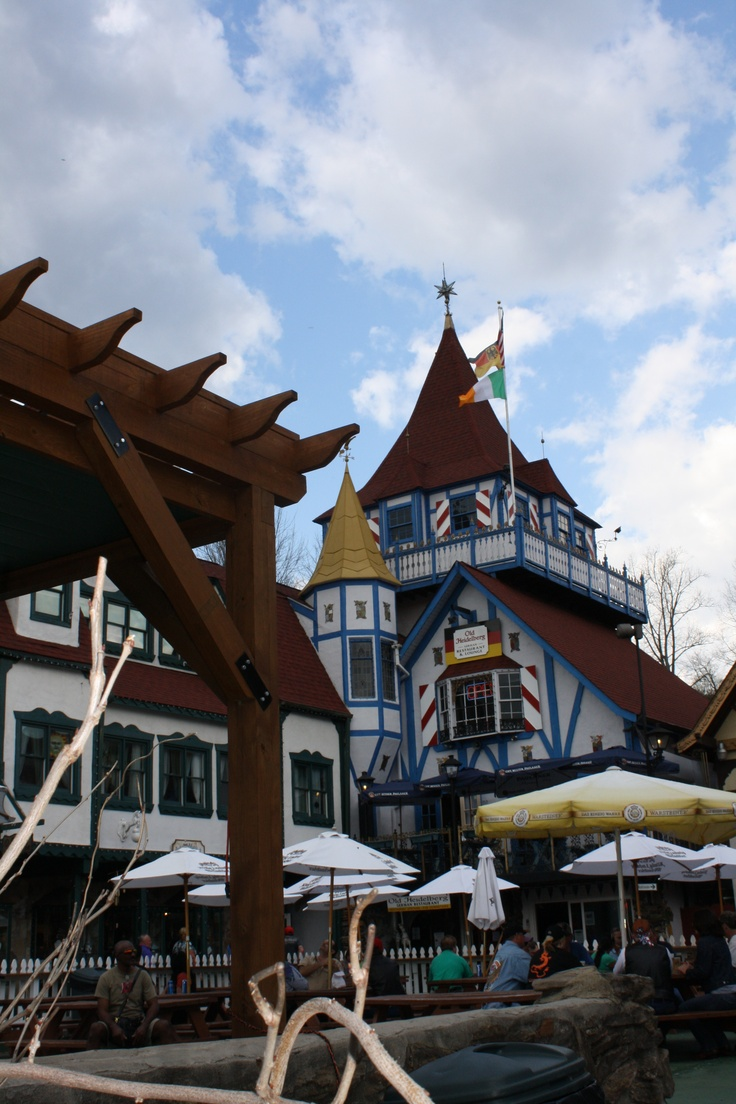 Helen, GA  We go here a few times a year, aunt has a vacation home. Oktoberfest is the best!