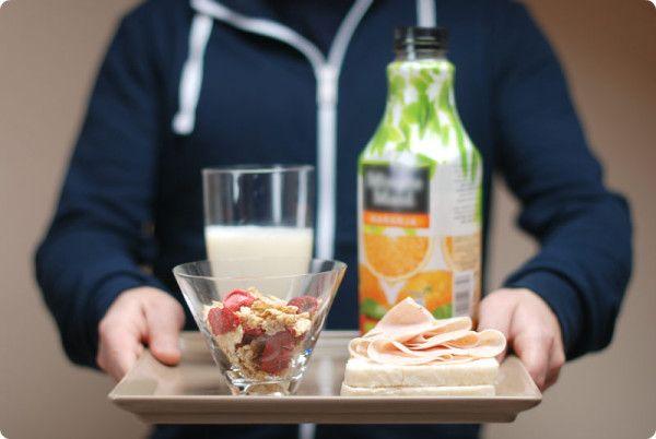 Desayunos saludables para dietas