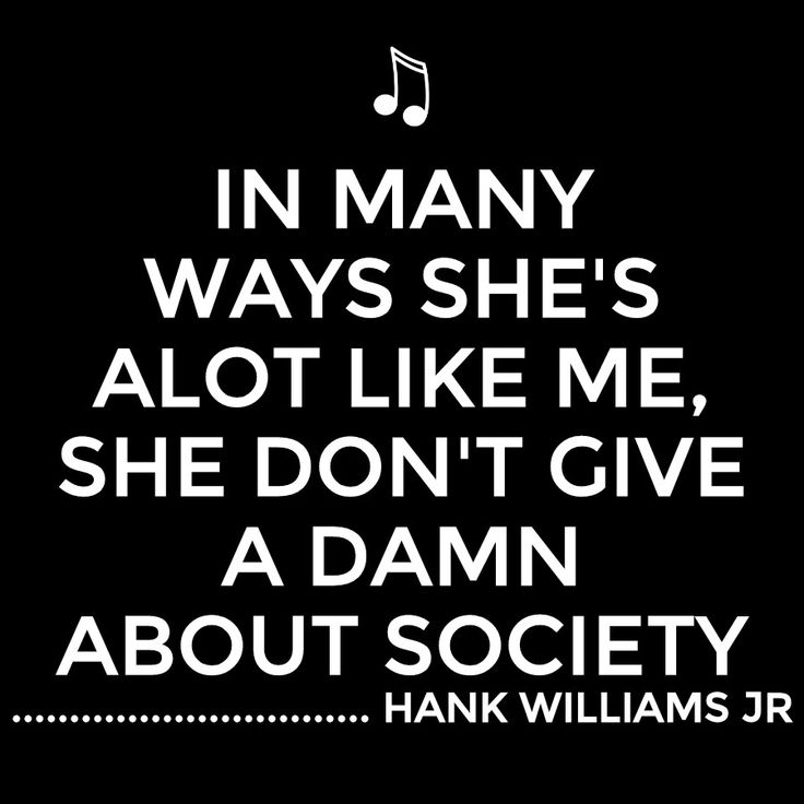"Hank Williams Jr ""outlaw women"""
