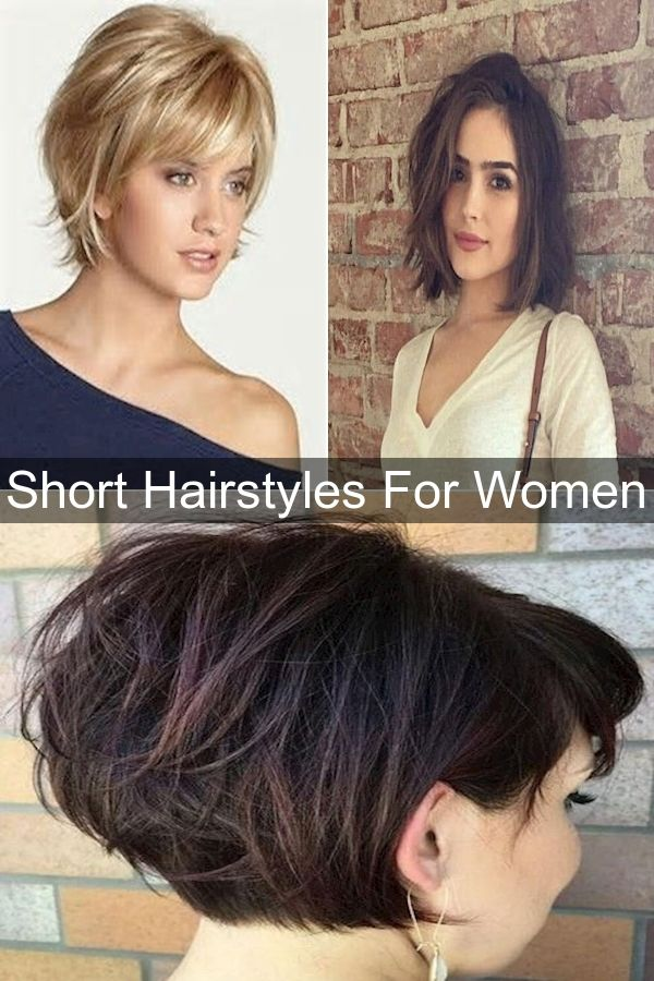 Short Hairstyles With Bangs Hair Style Pic Images Short Hair Styles In 2020 Short Hairstyles For Women Short Hair With Bangs Short Hair Styles