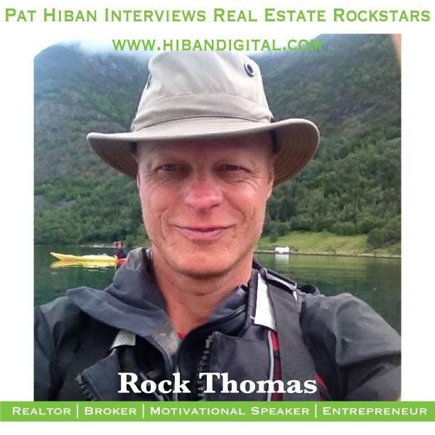 Rock Thomas sold his first home as a Broker then went on to serve thousands by selling 100+ homes per year and eventually owning the largest real estate company in Quebec (6 offices and over 250 agents). IN 2006… #realestate #podcast #pathiban #hibandigital #hibangroup #HIBAN #realestatesales #realestateagent #realestateagents #selling #sales #sell #salespeople #salesperson #rockthomas