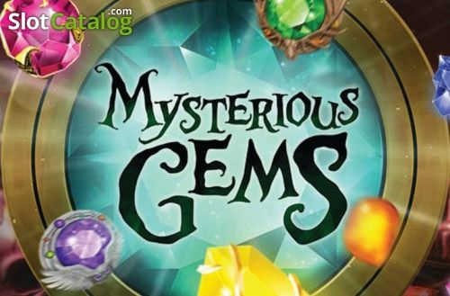 Mysterious gems. Mysterious gems (Video Slot from Genesis)