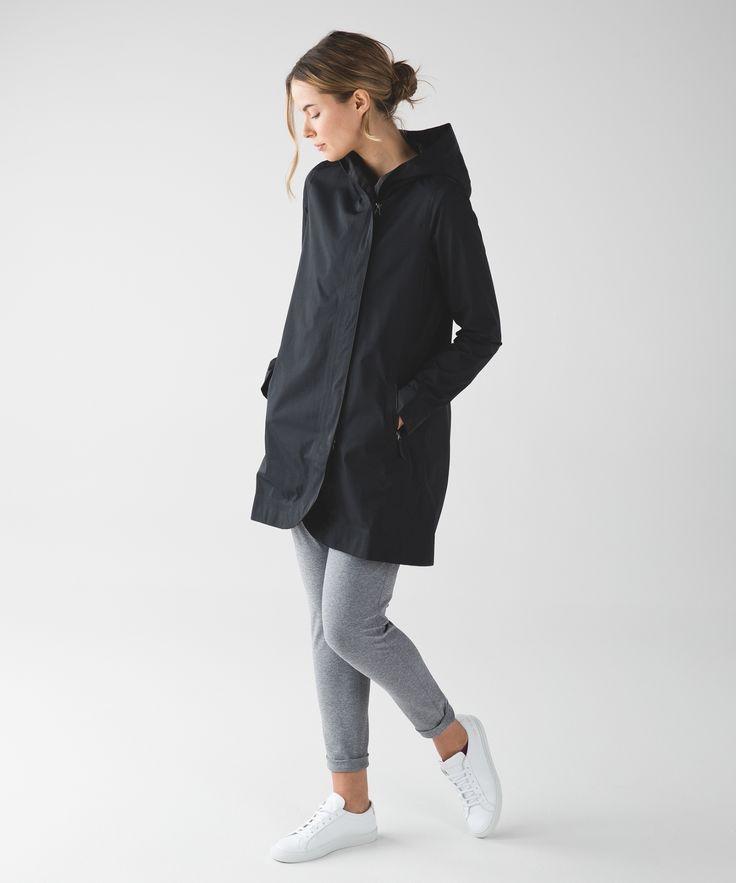 savasana waterproof jacket ii | women's jackets | lululemon athletica