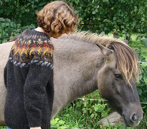 362 best FairIsle Yoke Sweaters images on Pinterest | Loom knit ...