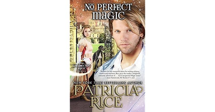 """Series: Unexpected Magic #6 Publication Date: June 27, 2017  Delightfully entertaining and witty with a perfect hero and heroine. Any book that has a beginning paragraph like """"Dead meat, lemme, lemme, oh no, heel! Yummy bite, wiggle, flower lady now, please. . ."""" just has to be a delightful read!  I have loved the entire Unexpected Magic series. Each hero and heroine are perfectly matched to compliment the others 'powers'. This is another match-up of an Ives male and a Malcom female, so you…"""