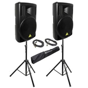 Good Price, Good Quality. Speakers, stands. $595 Shipped.