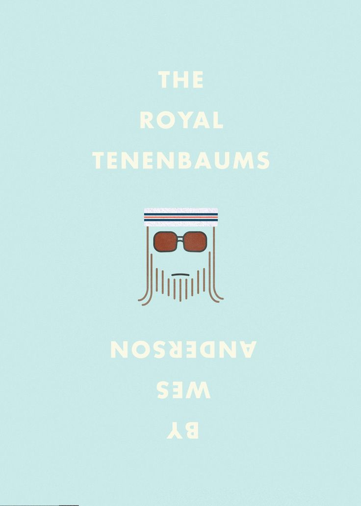 The Royal Tenenbaums | www.piclectica.com #piclectica