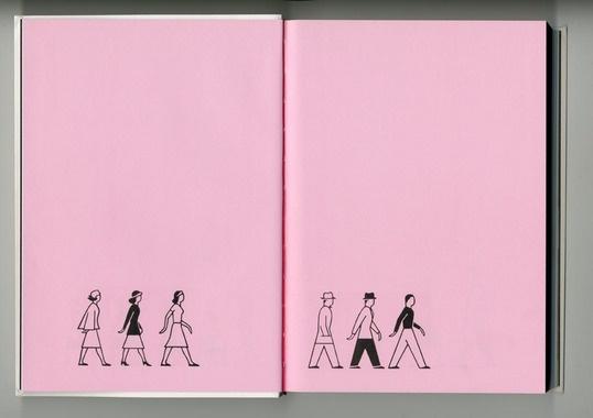 Gerd Arntz endpapers