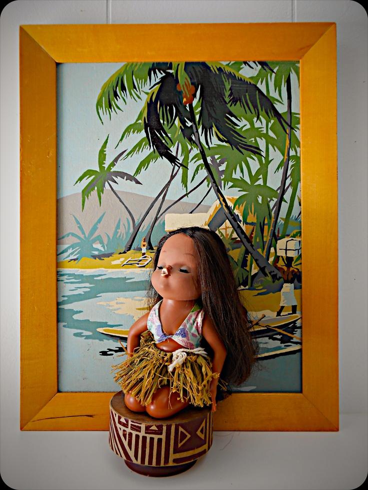 decoration inspiration definitely need some little hula dolls