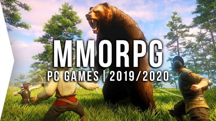 20 Upcoming PC MMORPG Games in 2019 & 2020  Open World Multiplayer MMO!