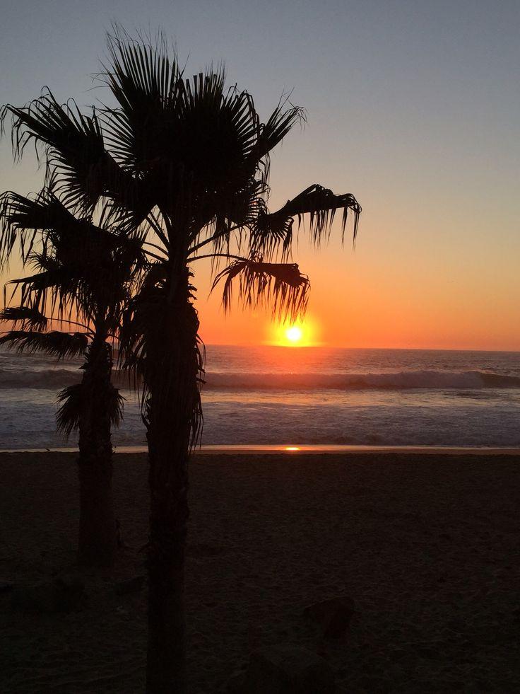 Reñaca sunset