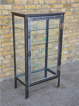 Antique Display Cabinet   Wonderful, But Sold