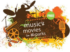 music and movies in the parks | mpls parks & rec