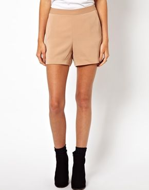 ASOS – Shorts mit hoher Taille